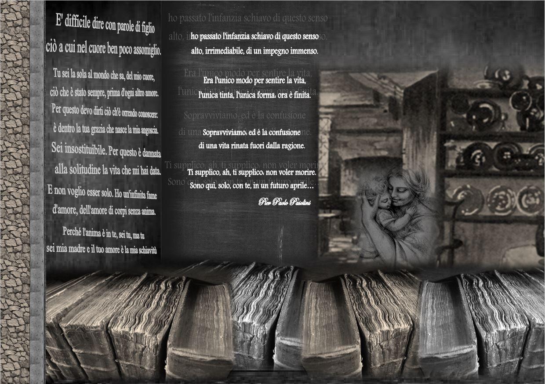 Poesia - Supplica a mia madre.