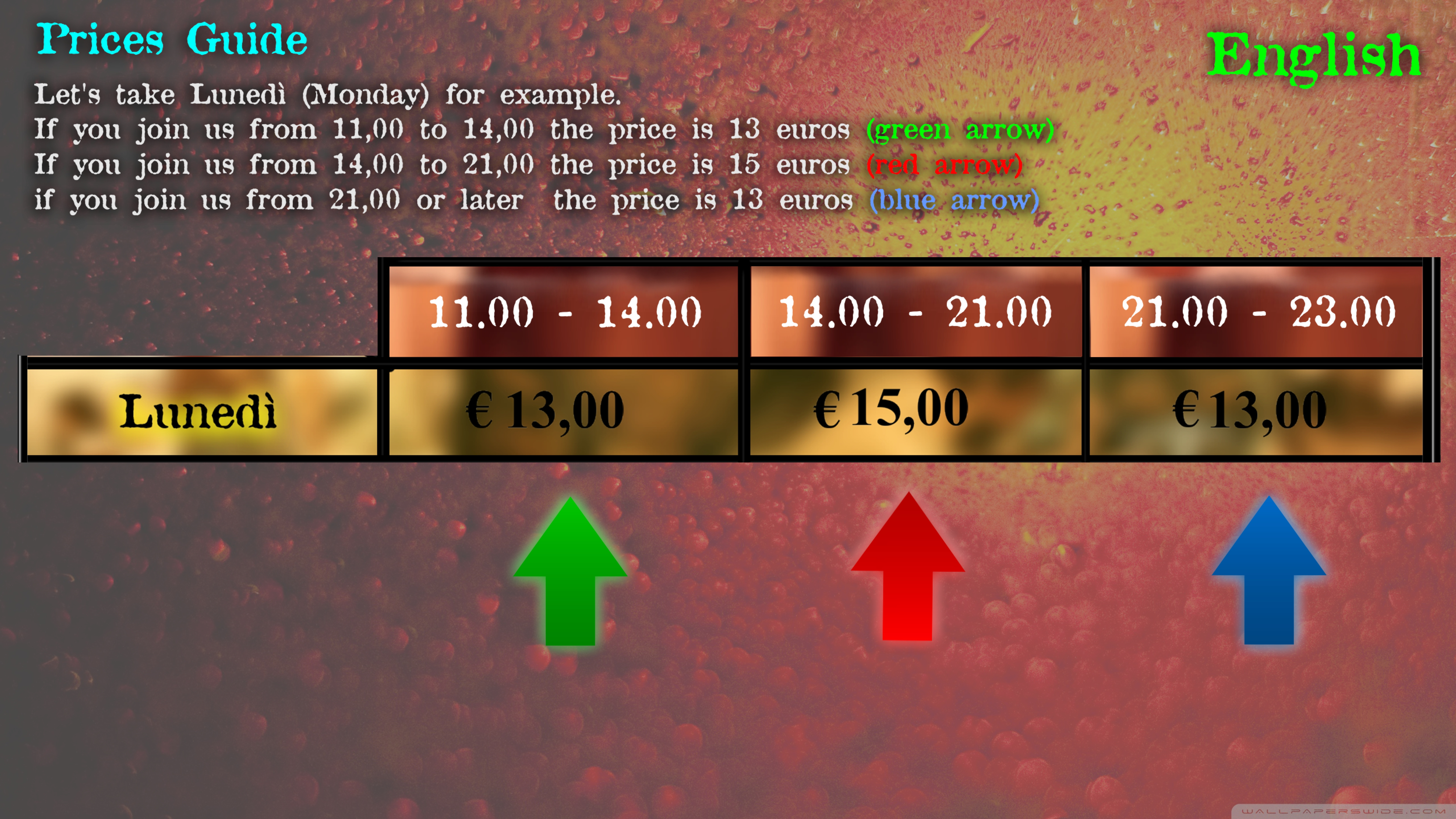 Prices guide jpg
