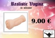 Realistic Vagina